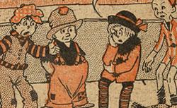 Bicot, Dimanche illustré, 18 mai 1924