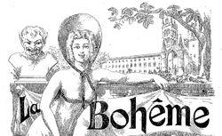 """Accéder à la page """"Bohême (La), journal des étudiants"""""""