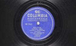 Boléro. Dir. : Leopold Stokowski, 1940 / Gallica - BnF