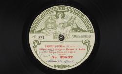 Lucrezia Borgia. Romanza di Lucrezia. Come è bello / Donizetti, comp. ; Maria De Macchi, S ; acc. de piano - source : gallica.bnf.fr / BnF