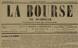 """Accéder à la page """"Bourse de Marseille (La)"""""""