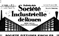 Bulletin de la Société industrielle de Rouen