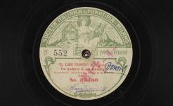 """El Cabo primero : """"Yo quiero a un hombre"""" ; M.F. Caballero, comp. ; Maria Barrientos, soprano ; acc. piano - source : gallica.bnf.fr / BnF"""
