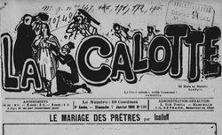 """Accéder à la page """"Calotte (La)"""""""