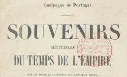 """Accéder à la page """"Campagne de Portugal"""""""