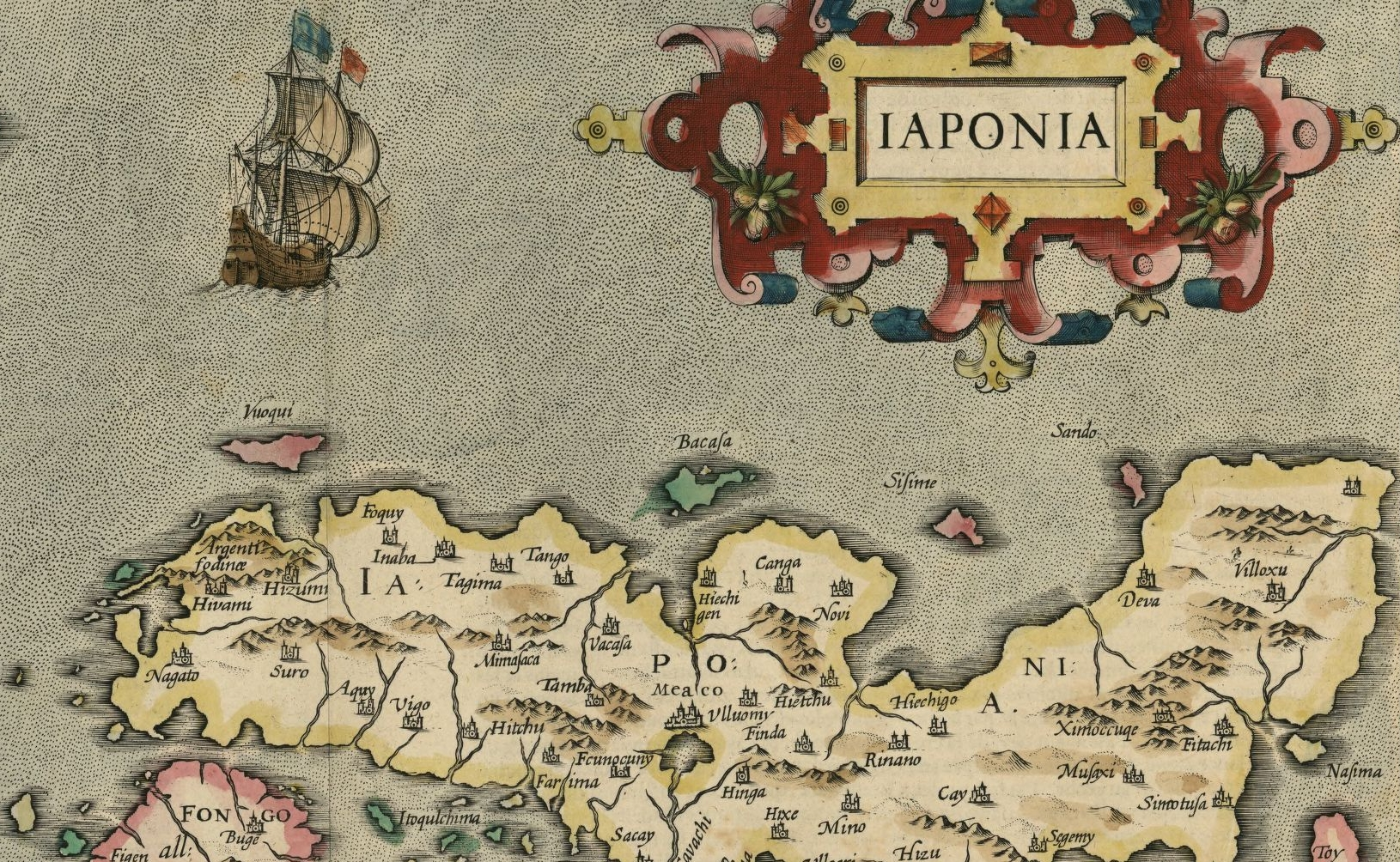 Iapponi, 1600-1699