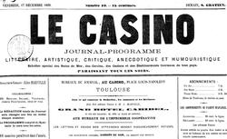 """Accéder à la page """"Casino (Le) """""""