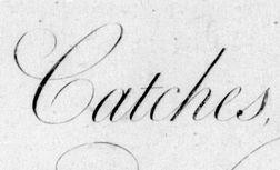 """Accéder à la page """"Catch"""""""