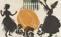 Cendrillon, d'après Charles Perrault, illustré par Arthur Rackham