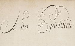 """Accéder à la page """"Chanson spirituelle"""""""