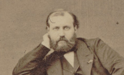 Charles Gounod, par Mayer & Pierson. 1875