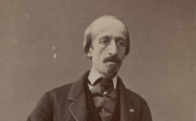 """Baron Chassiron, diplomate"". Atelier Nadar, 1900. FT4-NA-235 (2)"