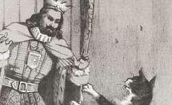 Les contes des fées, par Charles Perrault, illustrés de gravures par Johannot, Devéria, Thomas, Célestin Nanteuil, J.-C. Demerville, Gigoux, 1851
