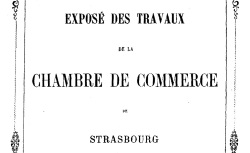 Publications officielles du bas rhin gallica for Chambre commerce strasbourg