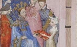 Figure de l'humanisme français: Christine de Pizan a rédigé des poèmes, des traités philosophiques, politiques, et militaires  Cheminlongueestude_fr.836