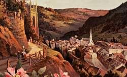 Chemins de fer de l'Est. Plombières-les-Bains (Vosges)