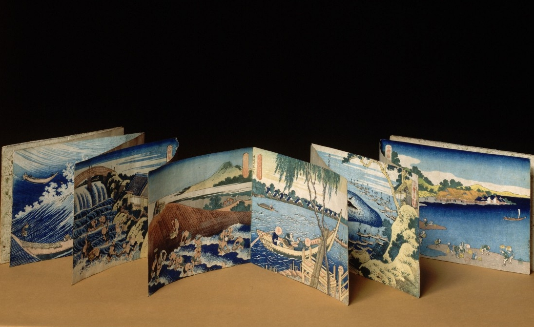 Hokusai. Chie no umi. Smith-Lesouëf japonais 155