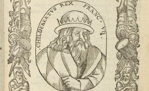 A. Du Verdier, La Biographie et prosopographie des roys de France, 1583