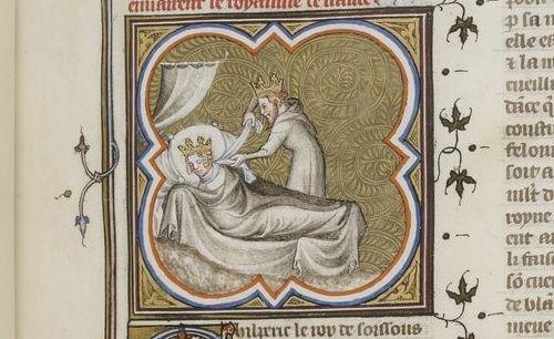 BnF, Français 2813, fol. 31r.