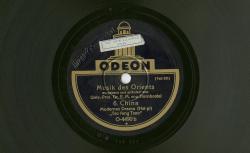 (2 disques : NC Odéon O4312 [5-6]-[7])
