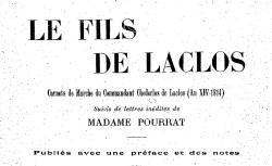"""Accéder à la page """"Choderlos de Laclos, commandant, Carnets de marche"""""""
