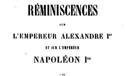 """Accéder à la page """"Choiseul-Gouffier, comtesse de, Réminiscences"""""""