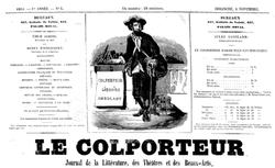 """Accéder à la page """"Colporteur (Le) """""""