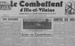 """Accéder à la page """"Combattant d'Ille-et-Vilaine (Le)"""""""