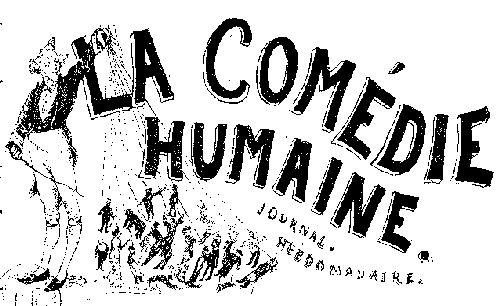 """Accéder à la page """"Comédie humaine (La)"""""""