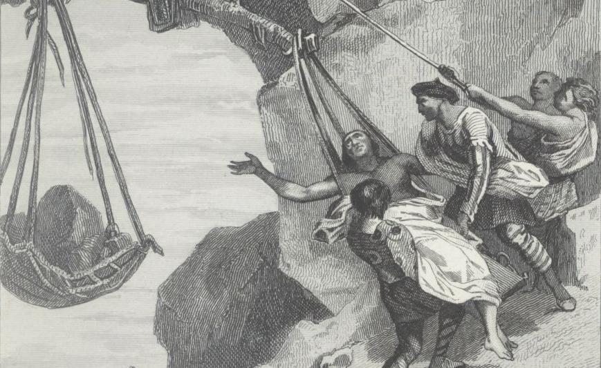 François-Timoléon Bègue  Clavel, Histoire pittoresque des religions, doctrines, cérémonies et coutumes religieuses de tous les peuples du monde anciens et modernes. Tome 1, 1844-1845.