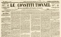 """Accéder à la page """"Constitutionnel (Le)"""""""