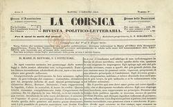 """Accéder à la page """"Corse"""""""