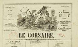"""Accéder à la page """"Corsaire (Le)"""""""