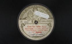 Cosi fan tutte. Un'aura amorosa : aria di Fernando ; Mozart, comp. ; Giuseppe Anselmi, ténor - source : gallica.bnf.fr / BnF