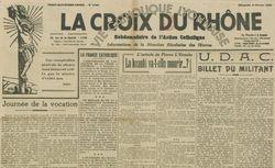 """Accéder à la page """"Rhône"""""""