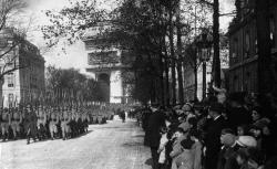 """Accéder à la page """"Chansons de la victoire : armistice et défilés"""""""