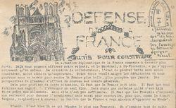 """Accéder à la page """"Défense de la France"""""""