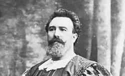 Francisque Delmas dans Patrie ! d'Émile Paladilhe en 1907.