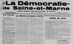 publication disponible de 1931 à 1935