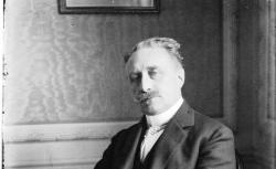 Paul Deschanel, président de la Chambre / Agence Meurisse