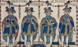 """Accéder à la page """"Le Directoire (1795-1799)"""""""