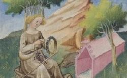 Figure de l'humanisme français: Christine de Pizan a rédigé des poèmes, des traités philosophiques, politiques, et militaires  Ditdelapastoure_fr.836