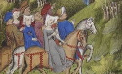 Figure de l'humanisme français: Christine de Pizan a rédigé des poèmes, des traités philosophiques, politiques, et militaires  Ditdepoissy_fr.835