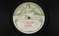O del mio dolce ardor [Paride ed Elena. Aria] / Christoph Willibald Gluck, comp. ; Alessandro Bonci, ténor ; acc. au piano - source : gallica.bnf.fr / BnF