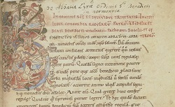 """Accéder à la page """"Manuscrits d'abbayes"""""""