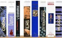 """Accéder à la page """"Les dictionnaires spécialisés"""""""