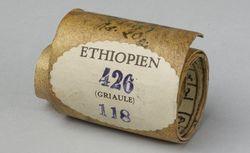 Ethiopien 426 Griaule 118