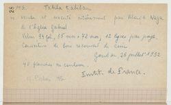 Ethiopien 663-2 Griaule 355