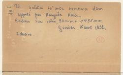 Ethiopien 663-3 Griaule 355