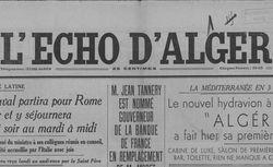 L'Echo d'Alger : journal républicain du matin